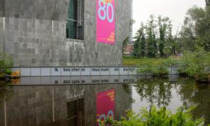 37 metri - SCFB 1000  Van Abbemuseum, Eindhoven, Olanda.