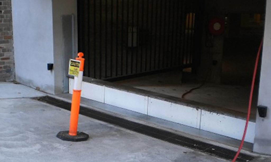Parcheggio privato, Australia - SCFB 500