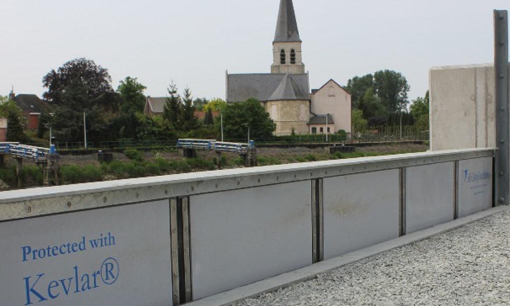 Fiume Schelde, Belgio - SCFB 1500