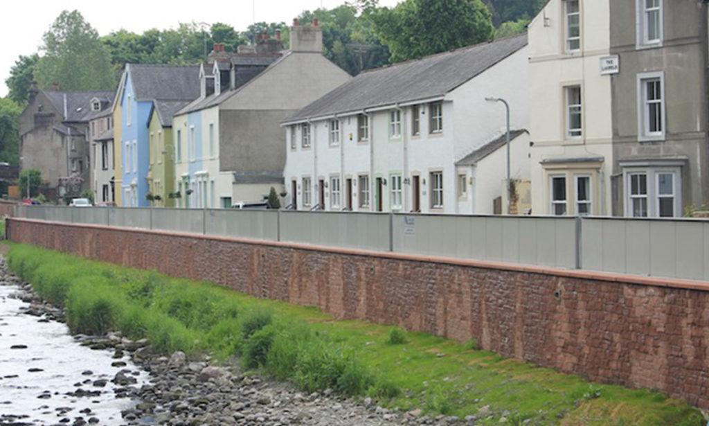 Città di Cockermouth, Regno Unito. SCFB 100.
