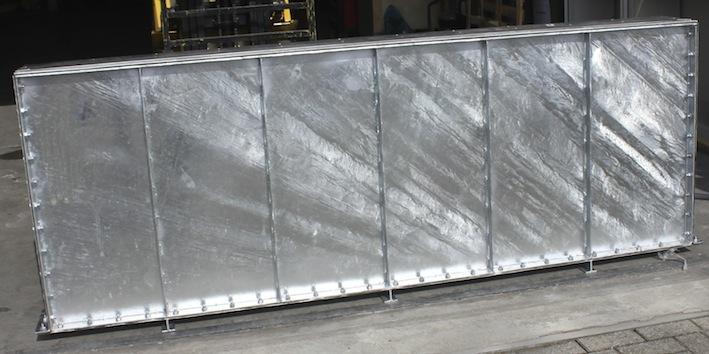 SCFB™ 1250 - 5,5 metri di lunghezza