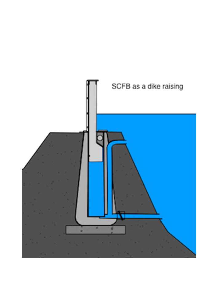 SCFB - Per innalzamento argini delle dighe